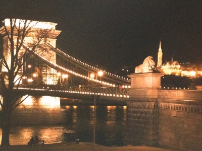 Chain Bridge with Matthias Church