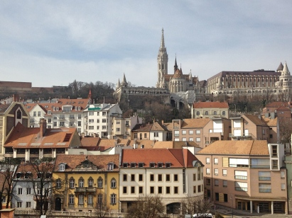 Matthias Church from the Art'otel
