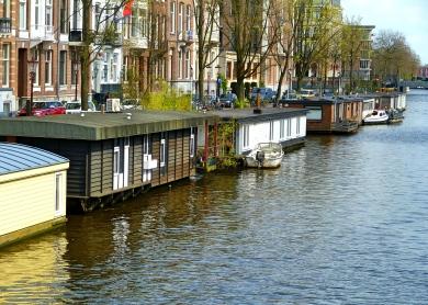 Houseboats!