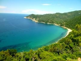 Ligaries Beach.